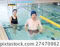 부부, 수영, 스포츠 클럽 27470962