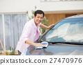 洗車 男人 男 27470976