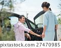 中年人 中年 夫婦 27470985