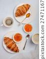 아침, 컵, 식사 27471167