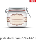 Glass Jar for canning 27474423