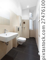 modern bathroom - tiled modern shower room 27476100