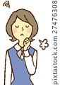 年輕 青春 女性 27476308