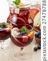酒杯 葡萄酒杯 水果 27478788