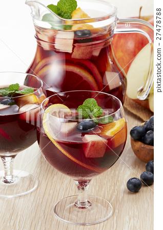 水果 紅酒 紅葡萄酒 27478788