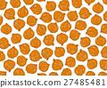 양파 패턴 무늬 수채화 27485481