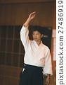 martial artist 27486919