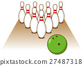 bowling vector vectors 27487318