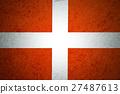 Malta flag 3D illustration symbol. Sovereign 27487613