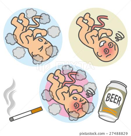 담배, 흡연, 음주 27488829