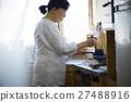 女性 做菜 煮飯 27488916