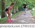sport, man, woman 27491532