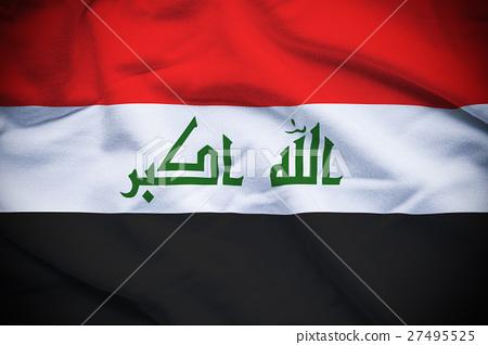 Iraq Flag 27495525