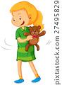 kid, child, girl 27495829