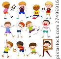 group, kid, child 27495916