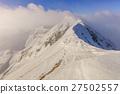 Moldoveanu Peak in winter 27502557