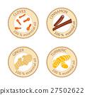 cinnamon, ginger, turmeric 27502622