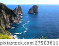 marine cave, augusto park, capri 27503611