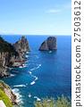 marine cave, augusto park, capri 27503612