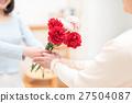 母親節 康乃馨 禮物 27504087