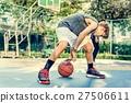athlete, basketball, exercise 27506611