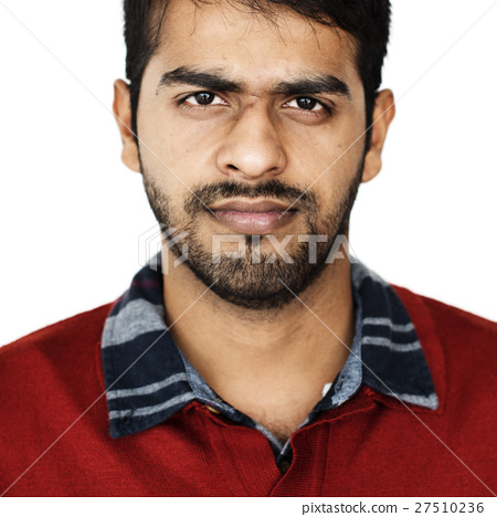 Indian Ethnicity Man Studio Concept 27510236