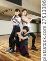 舞 舞蹈 跳舞 27513396
