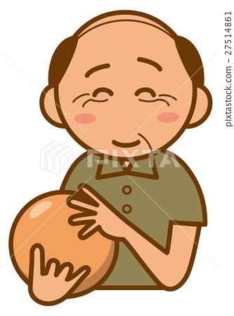 保齡球 矢量 球 27514861