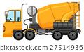 truck tractor mixer 27514936