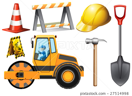 Road roller and other road equipment 27514998
