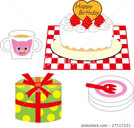 Birthday cake birthday 27517331