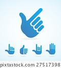 手 手指 簽字 27517398