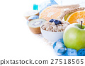 Morning healthy nutrition 27518565
