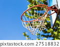 Basketball hoop 27518832