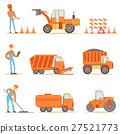卡车 挖掘机 汽车 27521773