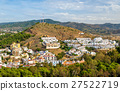 Panoramic view of Malaga from Gibralfaro Castle 27522719