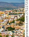Panoramic view of Malaga from Gibralfaro Castle 27522723