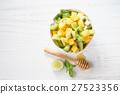 mango and kiwi fruit salad 27523356