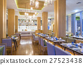 Interior of a luxury restaurant 27523438