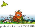 北海道 熊 旅行 27531906