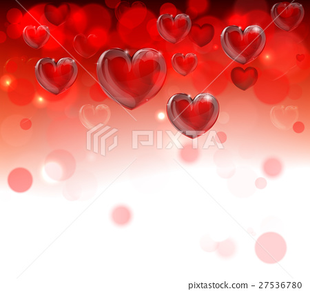Valentines Day Header Background 27536780