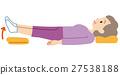 老人 練習 運動 27538188