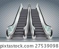 向量 向量圖 自動扶梯 27539098