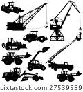 loader bulldozer excavator 27539589