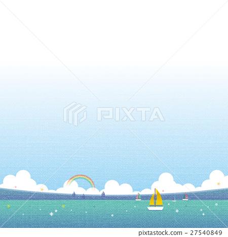 海 大海 海洋 27540849