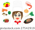 cook, chef, chefs 27542919