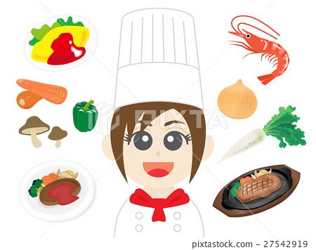 烹飪 大廚 主廚 27542919