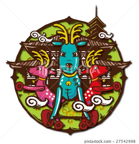 Nara Nara illustration 27542998