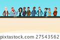 businessperson, employee, group 27543562