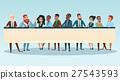 banner, businessperson, employee 27543593